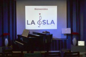 LA ISLA, Música y Arte