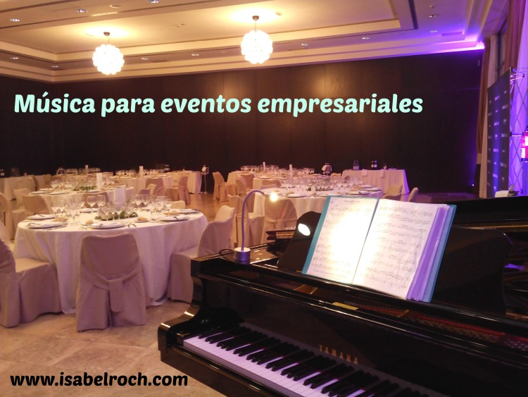 Piano Barceló eventos