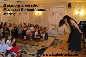 """""""El piano enamorado"""" Isabel Roch, Teresa Sarabia"""